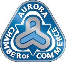 Logo for Aurora Chamber of Commerce in Ontario